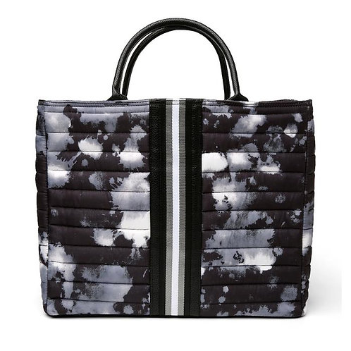 Tie Dyed Parisian Tote by Think Rolyn