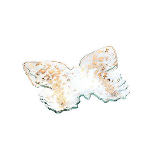 Butterfly Tray by Annieglass