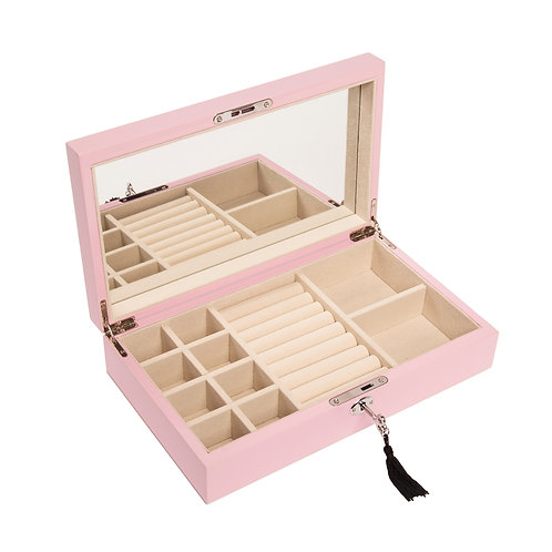 Single Hinged Jewelry Box