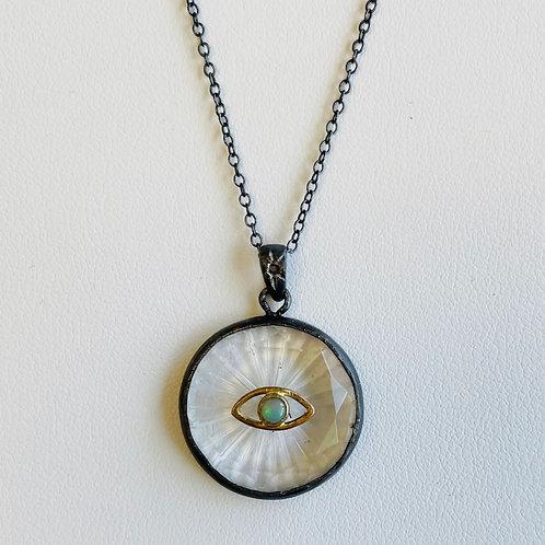 Evil Eye Pendant By Acanthus