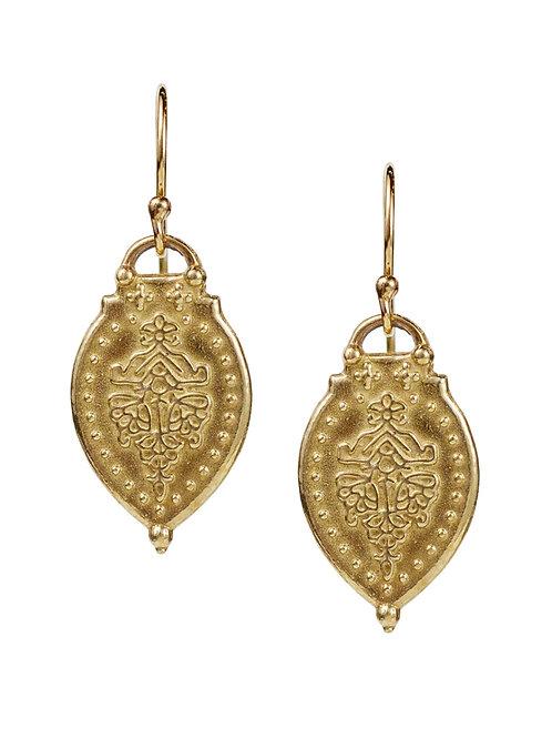 Prayer Earrings by Lulu Designs