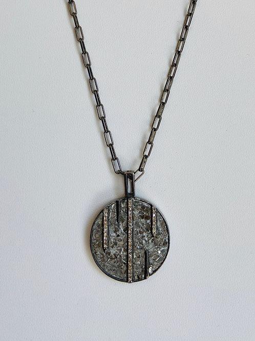 """""""Riffa"""" Diamond Pendant by Shana Gulati"""