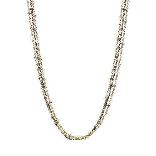 Garland Necklace by Lulu Designs