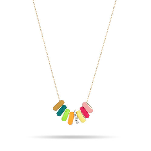 Tropical Paradise Necklace by Adina Reyter