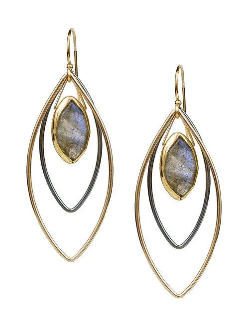 Halley Earrings by Lulu Designs