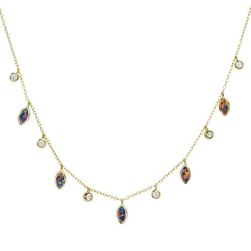 Drops of Spring Necklace