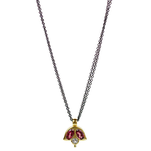 Lily Necklace by Lulu Designs