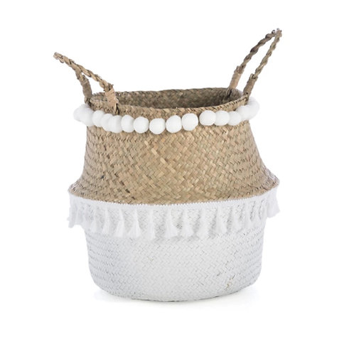 Small Laramie Basket, Natural