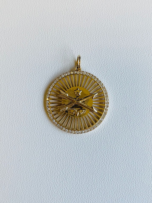Passion Medallion