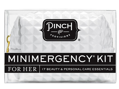 White Edge Mini Emergency Kit