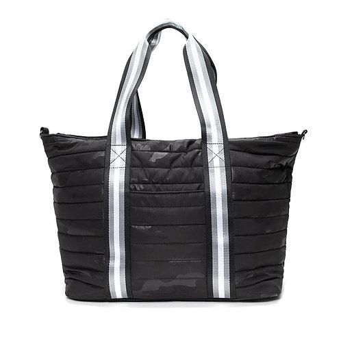Wingman Bag in Black Camo