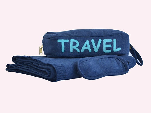 Travel Blanket Set