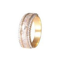 Lina Diamond Ring by Shana Gulati