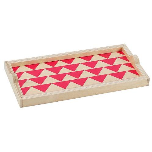 Jett Pink Mini Tray