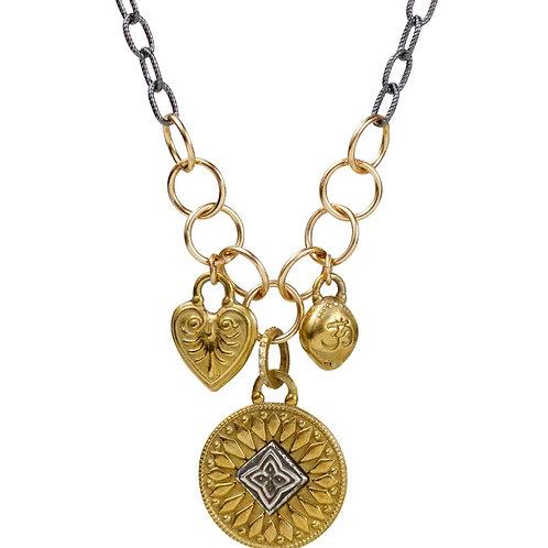 "Akasha Necklace - Surya ""Radiate Energy"" by Lulu Designs"
