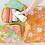 Thumbnail: Flower Power Set of Packing Cubes