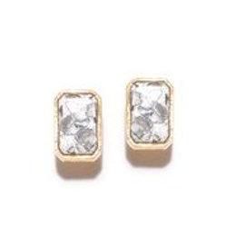 Thilla stud earrings by Shana Gulati