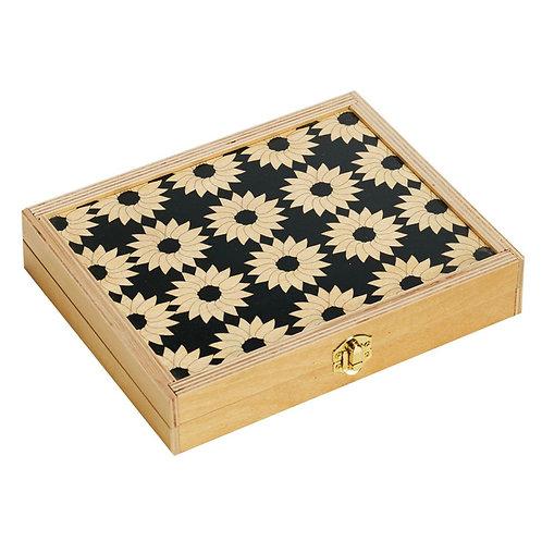 Daisy Travel Backgammon Set