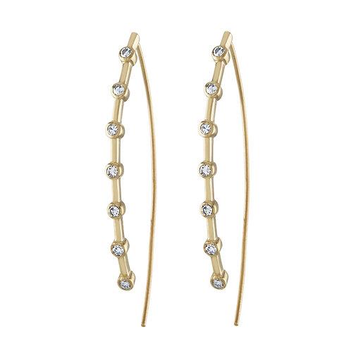 Pebble Earrings by Nathan & Pebble
