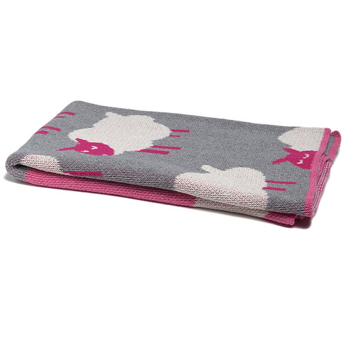 Eco Baby Sheep Throw by In2green
