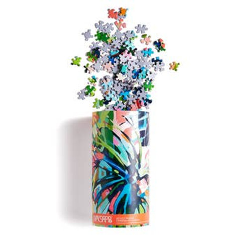 1000 Piece Palmetto Swing Botanical Abstract Puzzle