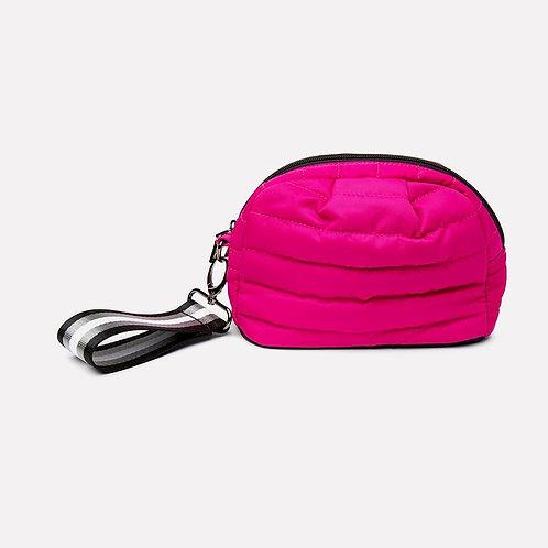 Secret Stash Bag in Fuchsia