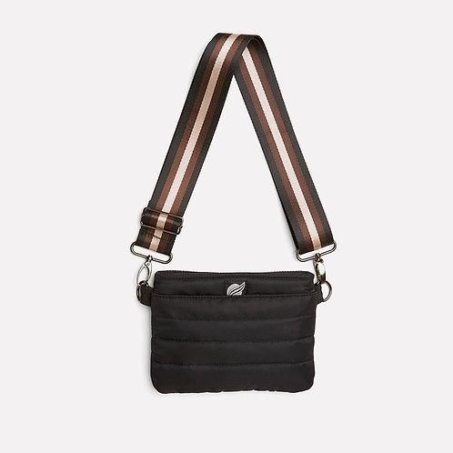 Bum Bag in Black Noir