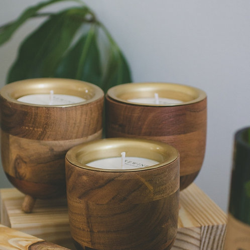 Sangria Barrel Aged Candle by REWINED