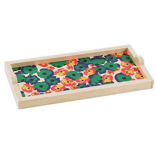 Poppy Green Mini Tray