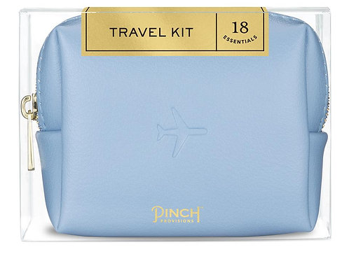 Light Blue Travel Kit