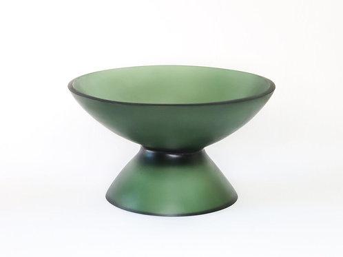 Resin Pedestal Bowl