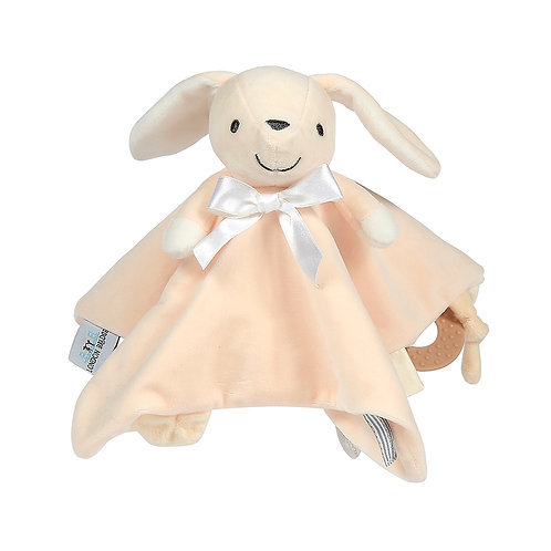 Bonnie the Bunny Blankie and Teething ring
