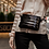 Thumbnail: Bum Bag/Crossbody in Black Patent by Think Royln