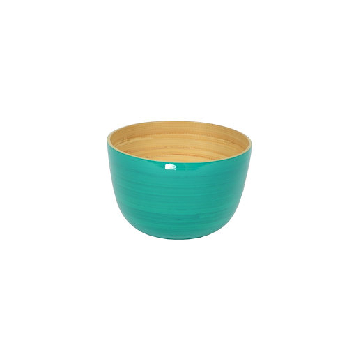 Small Tall Bamboo Bowl