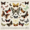 Thumbnail: 250 Pieces Wooden Puzzle: Butterflies + Moths