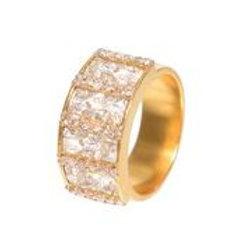 Ajmer diamond ring by Shana Gulati