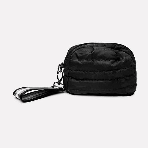 Secret Stash Bag in Black
