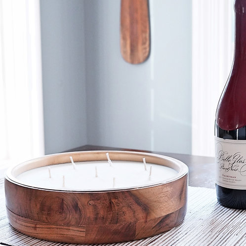 Mimosa Barrel Aged Candle by REWINED