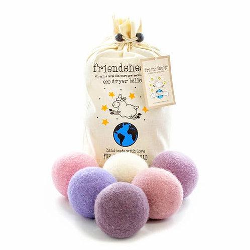 Lavender Bliss Eco Dryer Balls