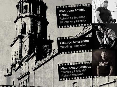 Conferencista en el Seminario Internacional de Fotografia Queretaro 2013