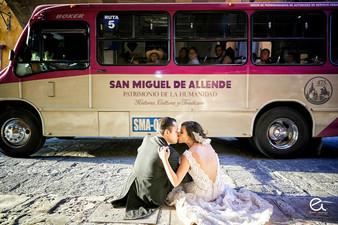 Foto en San Miguel de Allende