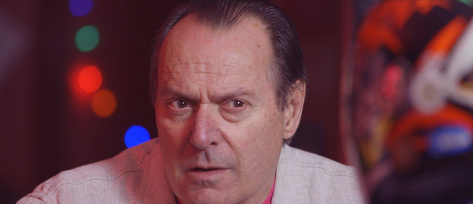 Denny as Mr. Miami