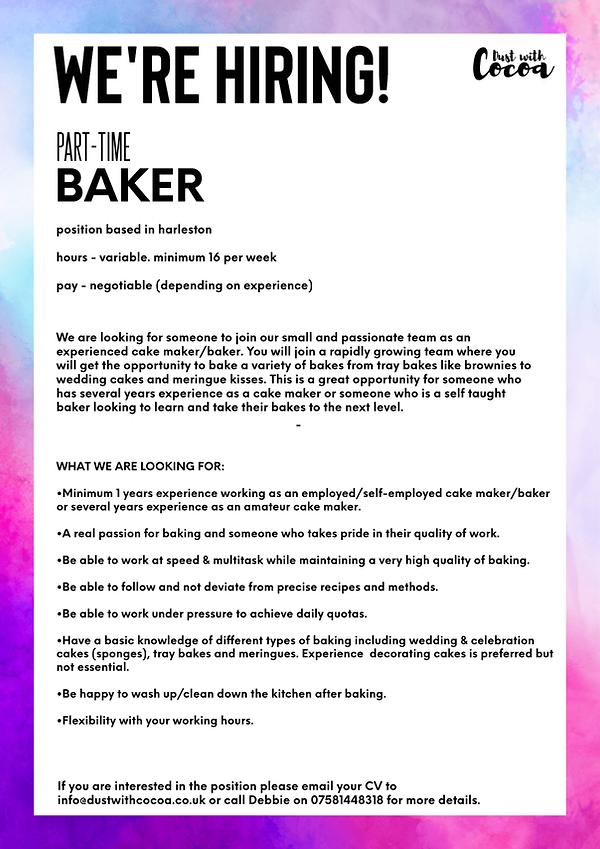 job advert - baker  (1).png
