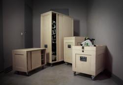 Серия мебели InCase