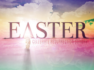 Easter Sunday, April 4