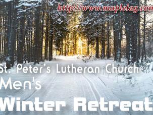 Men's Winter Retreat