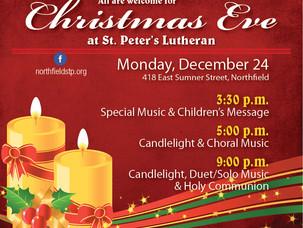 About Worship Sunday 12/23