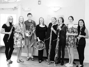 Chione Quintet Performance 10/24