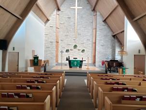 Worship with Us Sunday!