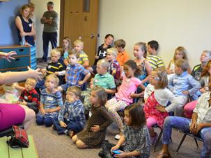 Sunday School Children to Sing 10/15!